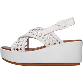 Chaussures Femme Sandales et Nu-pieds Inuovo 123064 BLANC