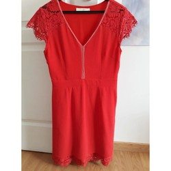 Vêtements Femme Robes courtes La Petite Etoile ROBE ROUGE LA PETITE ETOILE Rouge