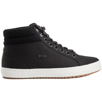 Chaussures Homme Baskets montantes Lacoste CM0064 nero