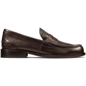 Chaussures Homme Mocassins Clarks BEARY LOAFER marrone