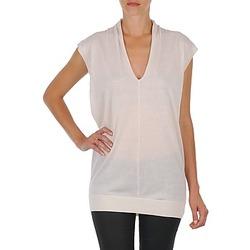 Vêtements Femme Tuniques Joseph V NK TUNIC Blanc