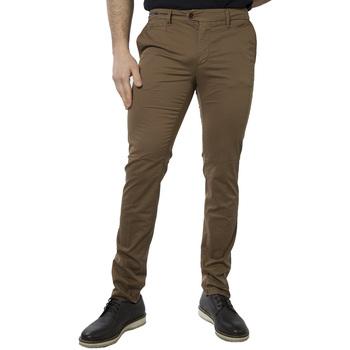 Vêtements Homme Chinos / Carrots Teleria Zed ROBIN TL cognac