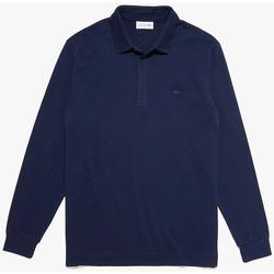Vêtements Homme Polos manches longues Lacoste PH2481 blu