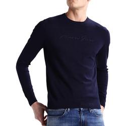 Vêtements Homme Pulls Armani jeans 3Y6MA46M0IZ blu