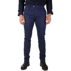 Vêtements Homme Chinos / Carrots Teleria Zed ROBIN TL blu