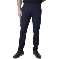 Vêtements Homme Chinos / Carrots Teleria Zed EDWARD TT blu