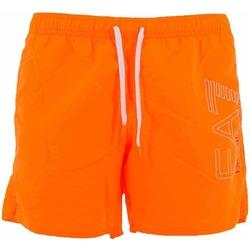 Vêtements Homme Maillots / Shorts de bain Emporio Armani EA7 9020001P724 arancione