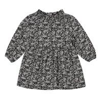 Vêtements Fille Robes courtes Ikks CAROTTE Marine