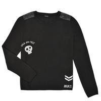 Vêtements Fille Pulls Ikks NAPLES Noir