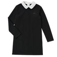 Vêtements Fille Robes courtes Ikks LIN Noir