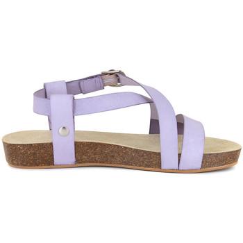 Chaussures Femme Sandales et Nu-pieds J.bradford JB-ANAIS Mauve Violet