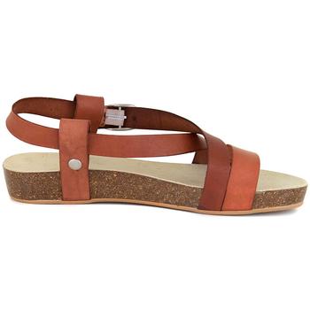 Chaussures Femme Sandales et Nu-pieds J.bradford JB-ANAIS Camel Marron