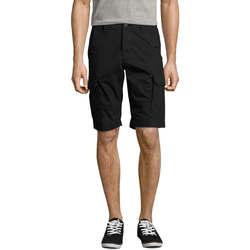 Vêtements Homme Shorts / Bermudas Sols Bermuda de hombre Jackson Negro