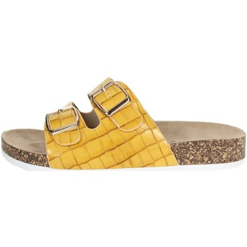 Chaussures Femme Mules Laura Biagiotti 6856 Moutarde