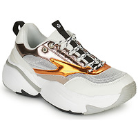 Chaussures Femme Baskets basses Victoria  Blanc / Gris