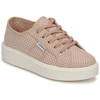 Chaussures Femme Baskets basses Victoria  Rose