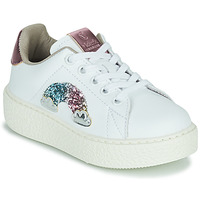 Chaussures Fille Baskets basses Victoria  Blanc