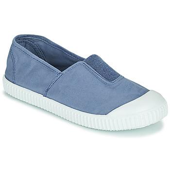 Chaussures Enfant Baskets basses Victoria  Bleu
