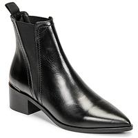 Chaussures Femme Bottines Minelli BLERINA Noir