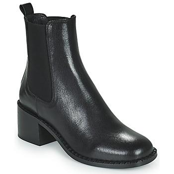 Chaussures Femme Bottines Minelli FREYLA Noir
