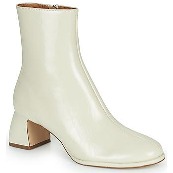 Chaussures Femme Bottines Minelli CREMIA Beige