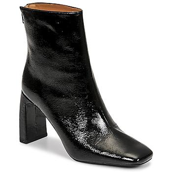 Chaussures Femme Bottines Minelli CREMIA Noir