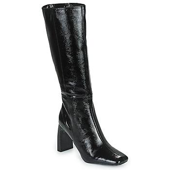 Chaussures Femme Bottes ville Minelli PALOMA Noir