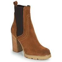 Chaussures Femme Bottines Minelli VANILLA Marron