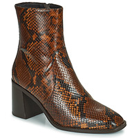 Chaussures Femme Bottines Minelli MARIELLA Marron