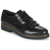 Chaussures Femme Derbies Minelli SOLENNA noir