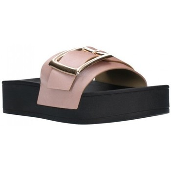 Chaussures Femme Claquettes Kelara K12029 Mujer Nude rose