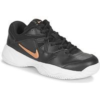 Chaussures Femme Baskets basses Nike WMNS NIKE COURT LITE 2 Noir / Bronze