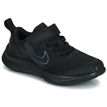 Chaussures Enfant Running / trail Nike NIKE STAR RUNNER 3 (PSV) Noir
