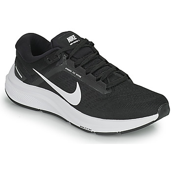 Chaussures Homme Running / trail Nike NIKE AIR ZOOM STRUCTURE 24 Noir / Blanc