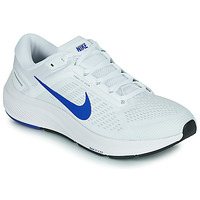 Chaussures Homme Running / trail Nike NIKE AIR ZOOM STRUCTURE 24 Blanc / Bleu