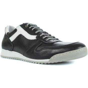 Chaussures Homme Baskets basses Baerchi Dubai Noir