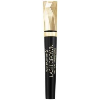 Beauté Femme Mascaras Faux-cils Max Factor X   Mascara Lash Crown Black Brown   6,5ml Noir