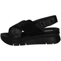 Chaussures Femme Sandales et Nu-pieds Imac 708420 Noir