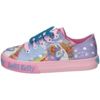 Chaussures Fille Baskets basses Lelli Kelly LK 9091 MULTICOLORE
