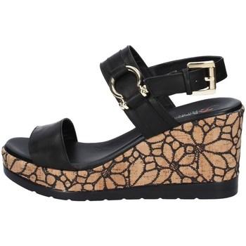 Chaussures Femme Lauren Ralph Lau Repo 51280 NOIR