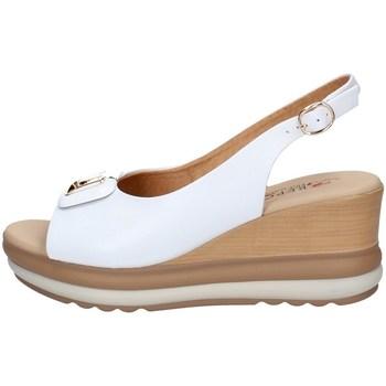 Chaussures Femme Lauren Ralph Lau Repo 20428 BLANC