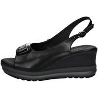 Chaussures Femme Lauren Ralph Lau Repo 20428 NOIR