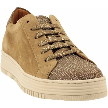Chaussures Femme Baskets basses Coco & Abricot VO972A Beige