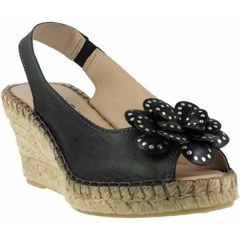 Chaussures Femme Sandales et Nu-pieds Chacal 4765 Noir