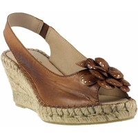 Chaussures Femme Sandales et Nu-pieds Chacal 4765 Beige