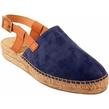 Chaussures Femme Sandales et Nu-pieds Santafe Saint-Malo Bleu