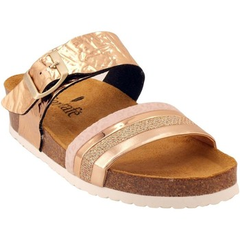Chaussures Femme Sandales et Nu-pieds Santafe Bio caline Rose