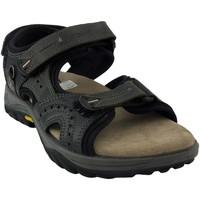 Chaussures Homme Sandales et Nu-pieds Grisport -40507tv Noir