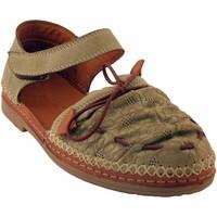 Chaussures Femme Sandales et Nu-pieds Coco & Abricot V1818H-SABAL Vert