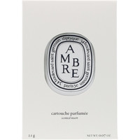 Maison & Déco Bougies, diffuseurs Diptyque Electric Diffuser Scented Refill amber 2,1 Gr